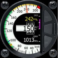 Airdata Indicator